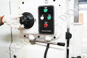 milling machine control