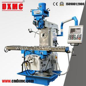 X6336WA Vertical and horizontal turret milling machine